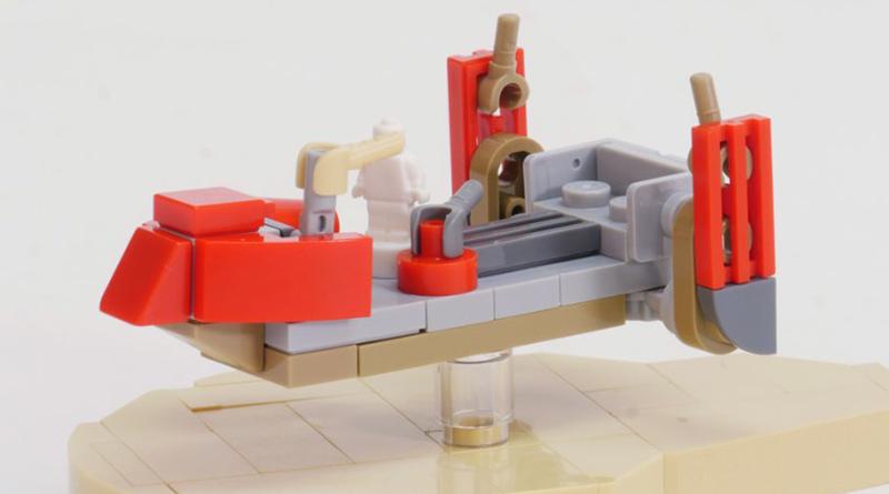 LEGO Star Wars Pasaana Speeder Chase Featured 800 445