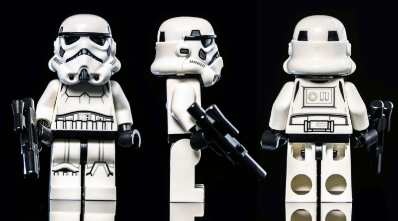 LEGO Star Wars Stormtrooper Featured