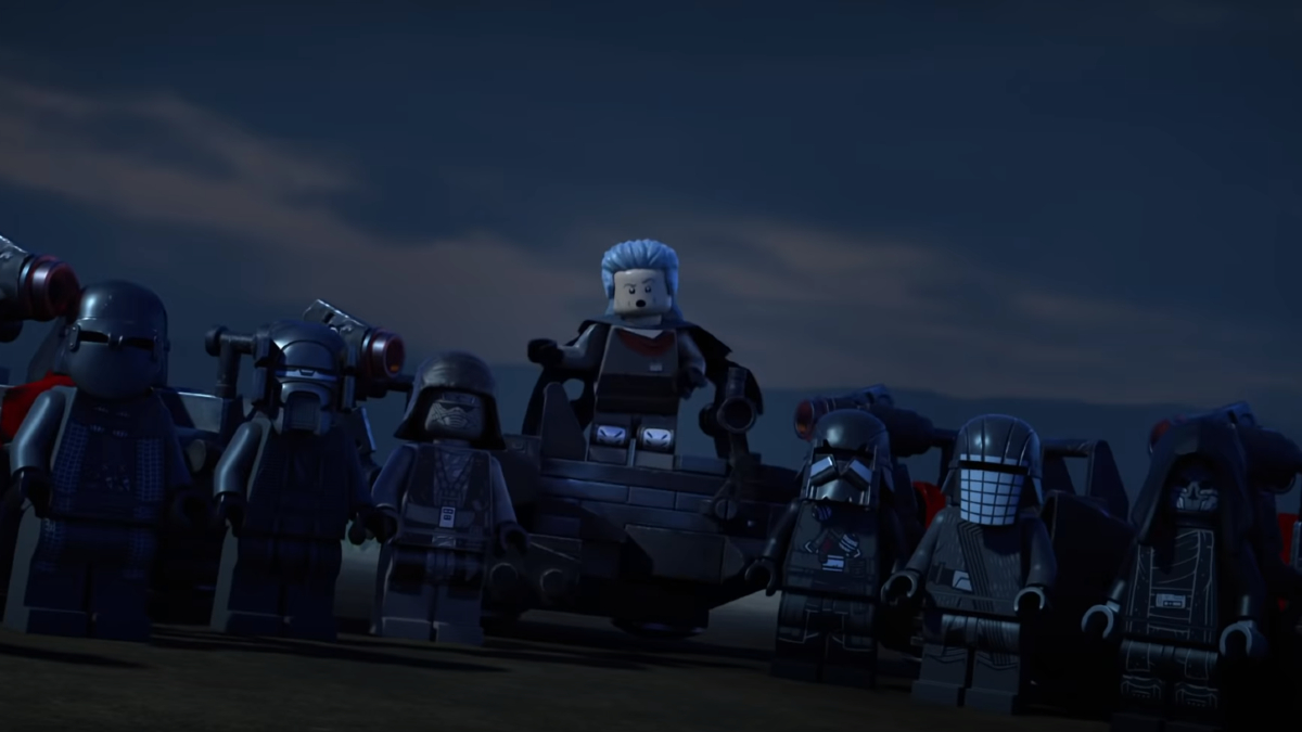 LEGO Star Wars Terrifying Tales Knights Of Ren Featured