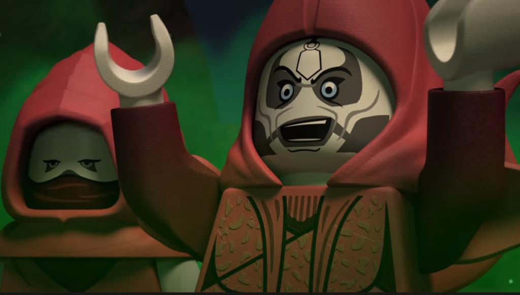 LEGO Star Wars Terrifying Tales Nightsisters