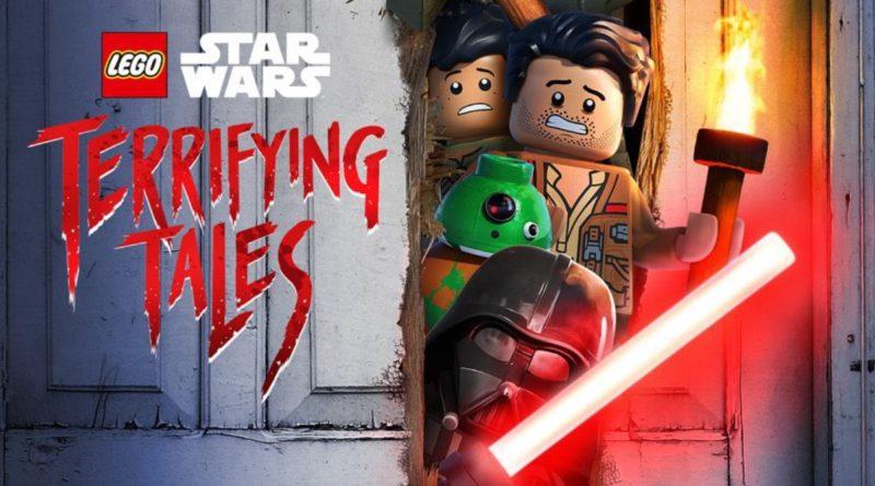 LEGO Star Wars შემზარავი ზღაპრები ბრწყინვალე პლაკატი გამოჩნდა