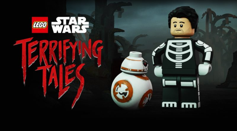 LEGO Star Wars Terrifying Tales banner featured