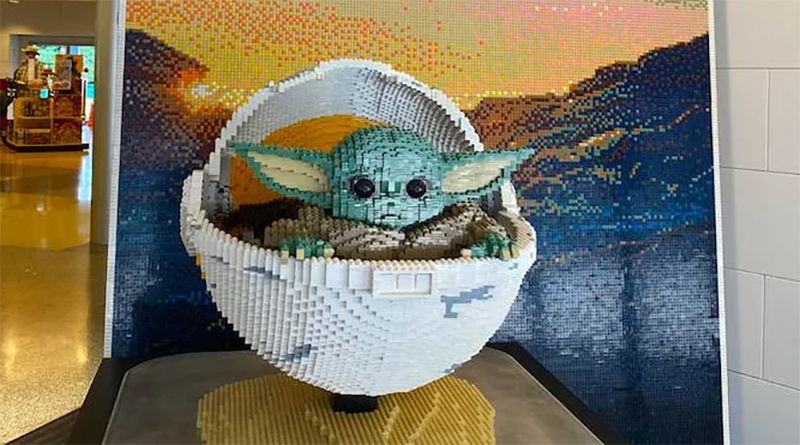 LEGO Star Wars The Child Disney Springs Featured