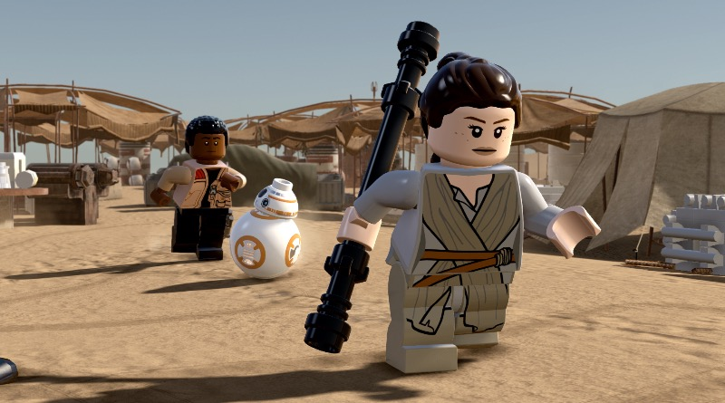 LEGO Star Wars The Force Awakens Videogame Featured