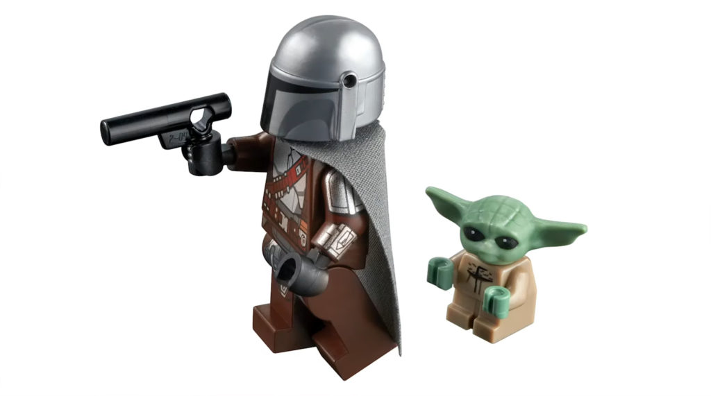 LEGO Star Wars The Mandalorian Set 75299 Trouble On Tatooine 2