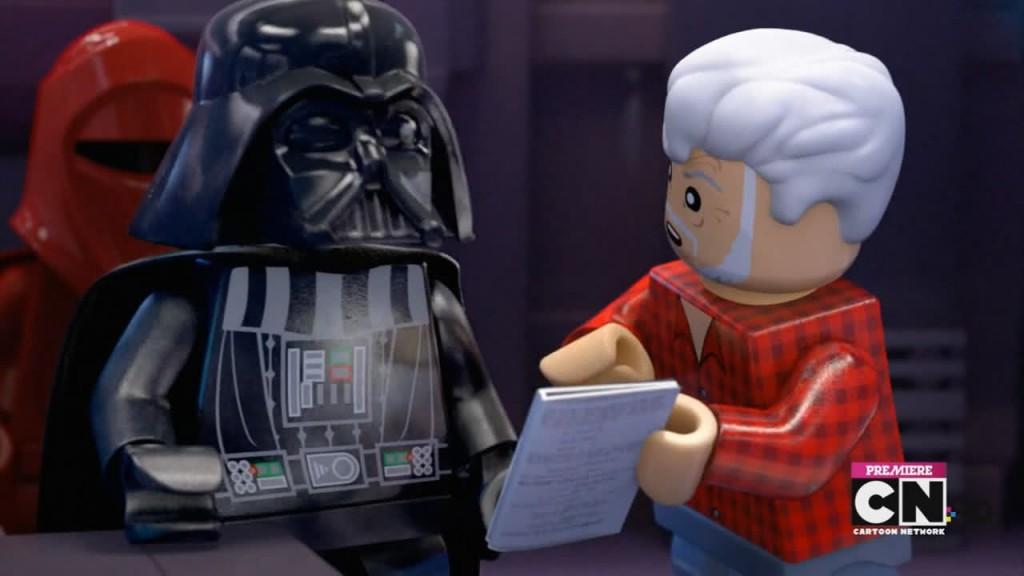 LEGO Star Wars The Padawan Menace George Lucas