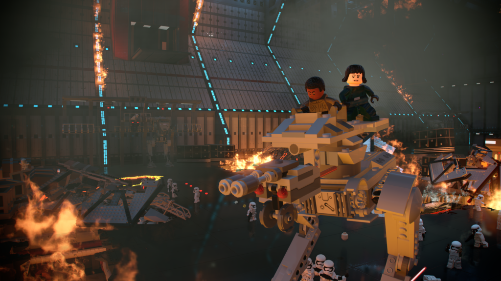 LEGO Star Wars The Skwalker Saga Episode 8 1