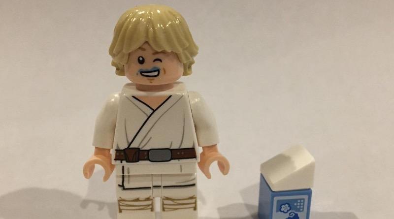 LEGO Star Wars The Skywalker Saga Blue Milk Luke Featured 2