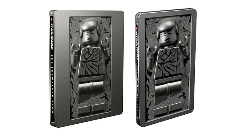 LEGO Star Wars: The Skywalker Saga steelbook available for pre-order