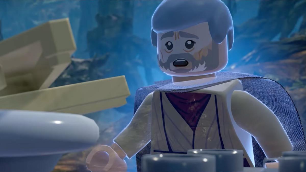 LEGO Star Wars The Skywalker Saga Force Ghost Obi Wan Featured