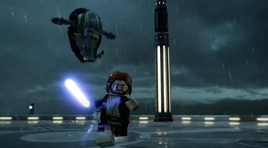 LEGO Star Wars The Skywalker Saga Jango Fetts Slave I