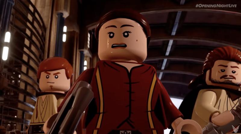 LEGO Star Wars The Skywalker Saga Padme