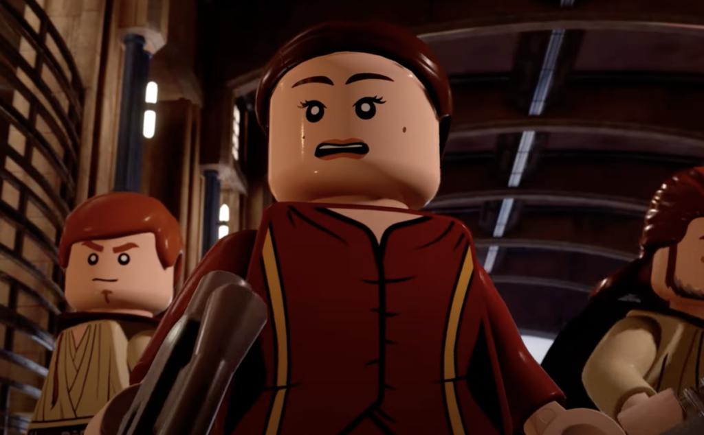 LEGO Star Wars The Skywalker Saga Padme Amidala