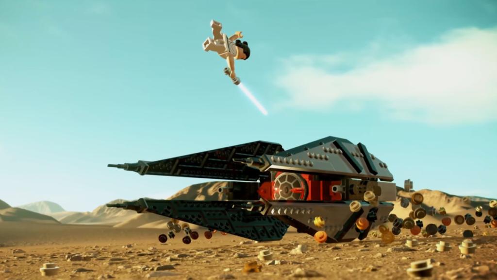 LEGO Star Wars The Skywalker Saga Screenshot 1