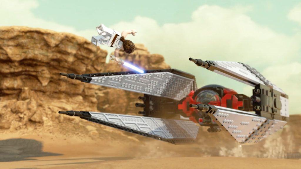 LEGO Star Wars The Skywalker Saga Screenshot 2