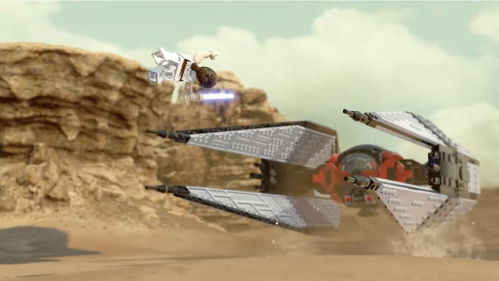 LEGO Star Wars The Skywalker Saga TIE Whisper