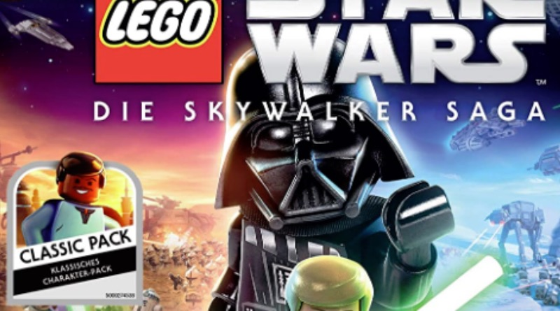 LEGO Star Wars The Skywalker Saga Xbox Germany Cover Featured