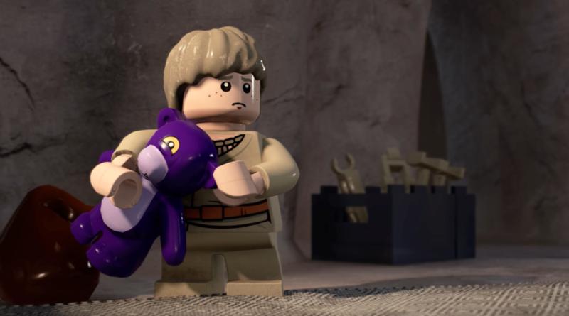 LEGO Star Wars The Skywalker Saga Young Anakin