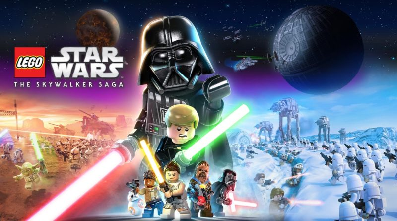 LEGO Star Wars The Skywalker Saga banner featured