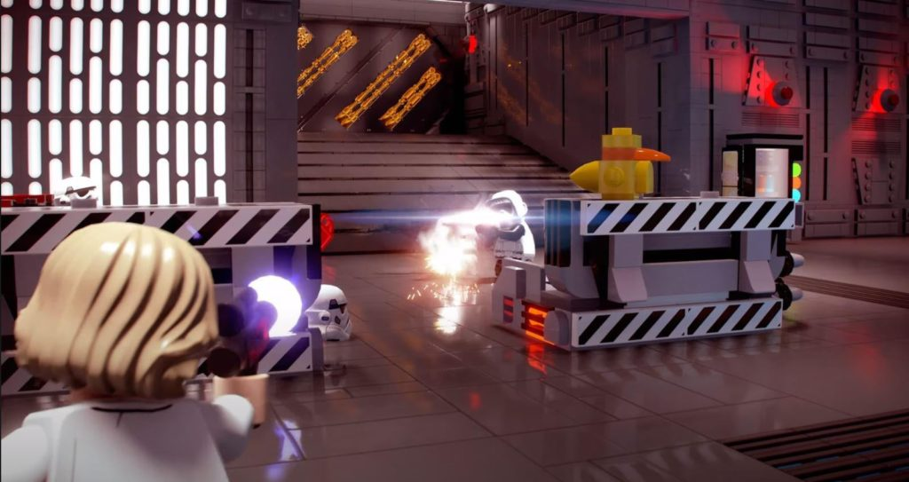 LEGO Star Wars The Skywalker Saga Blaster Combat
