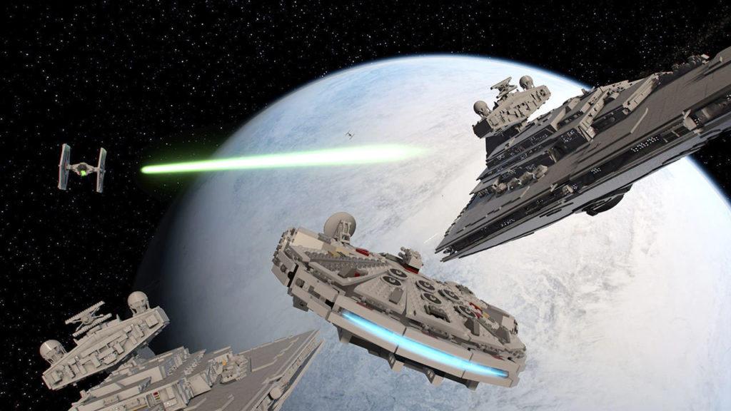 LEGO Star Wars The Skywalker Saga Star Destroyer