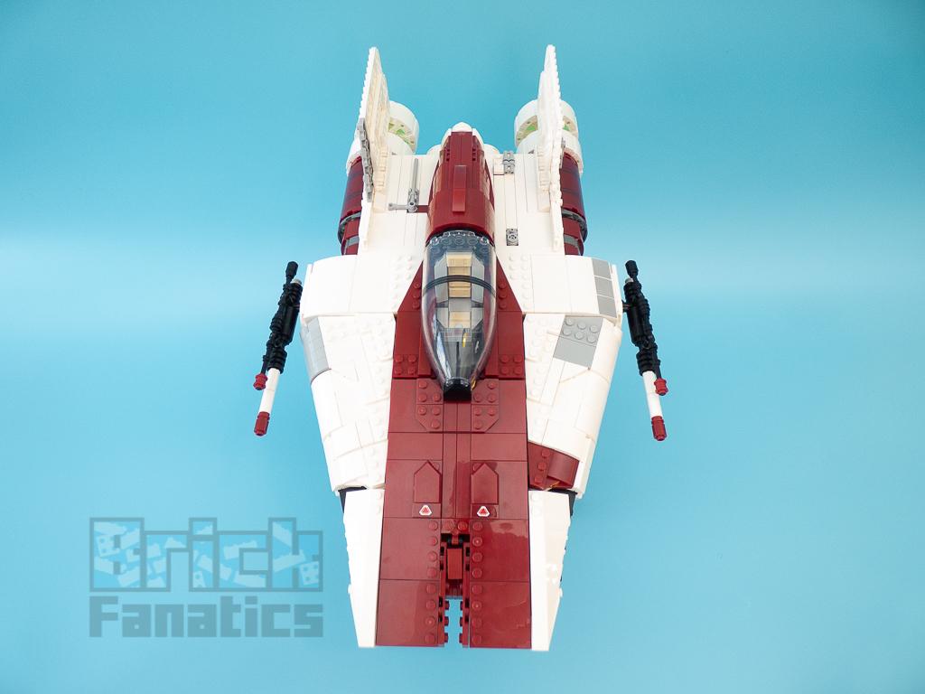 LEGO Star Wars UCS 75275 A Wing Starfighter 51