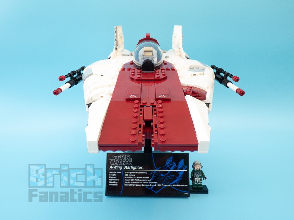 LEGO Star Wars UCS 75275 A Wing Starfighter 53