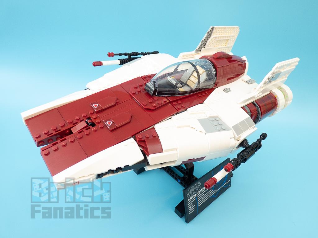 LEGO Star Wars UCS 75275 A Wing Starfighter 57
