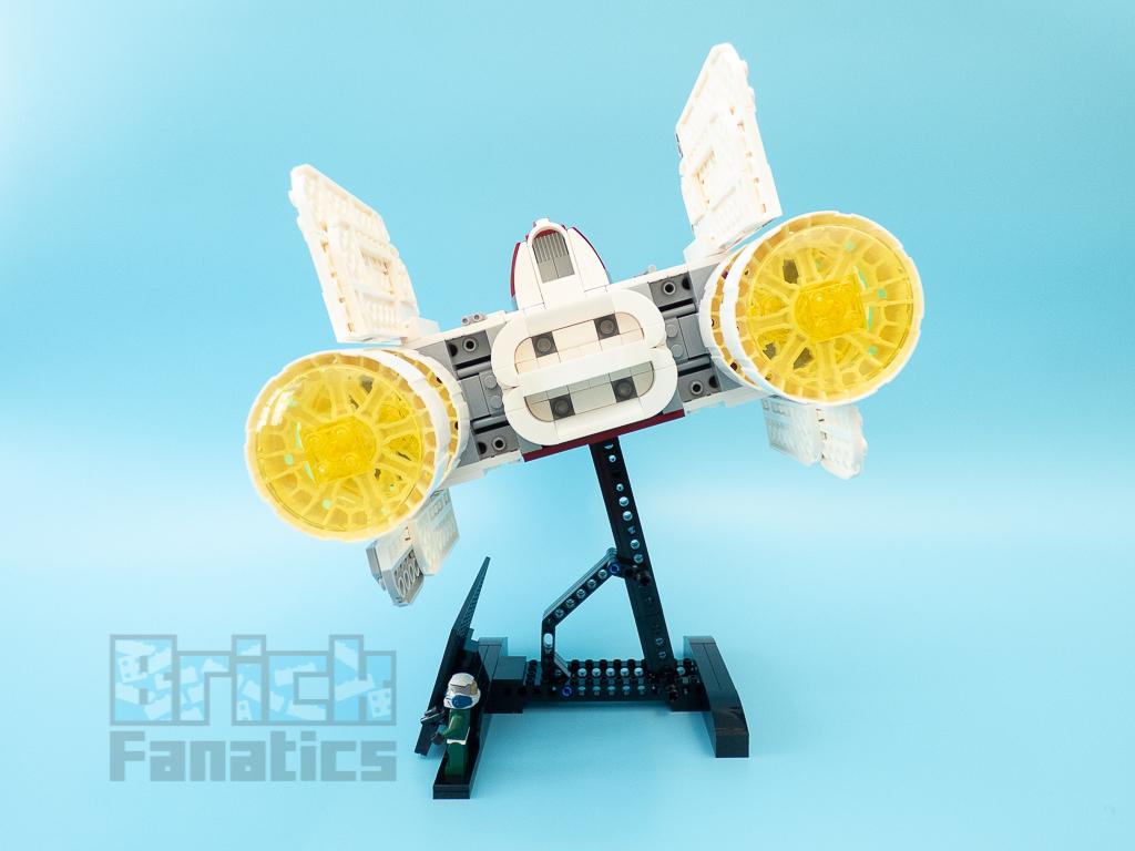 LEGO Star Wars UCS 75275 A Wing Starfighter 60