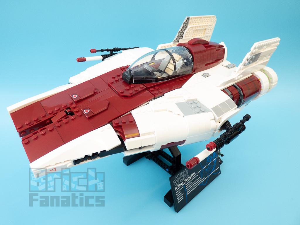 LEGO Star Wars UCS 75275 A-wing Starfighter