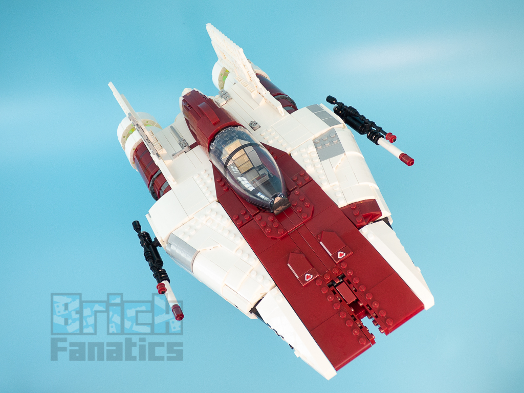 LEGO Star Wars UCS 75275 A Wing Starfighter 80