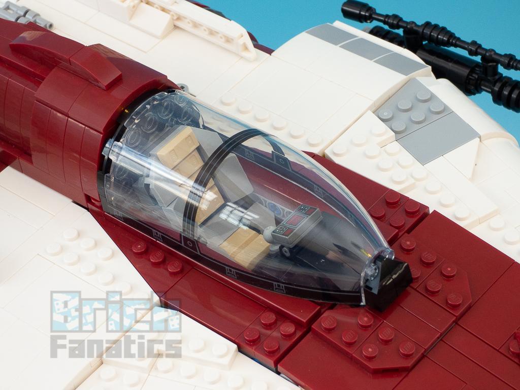 LEGO Star Wars UCS 75275 A Wing Starfighter 87