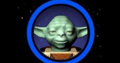 LEGO Star Wars Yoda icon