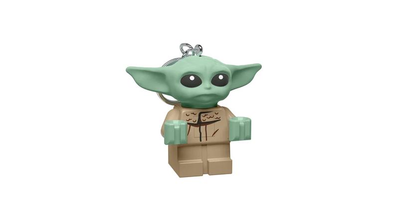 LEGO Star Wars Baby Yoda Key Light Featured