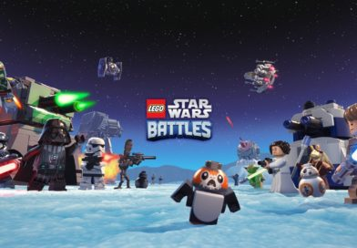 The new LEGO Star Wars Battles game is out today