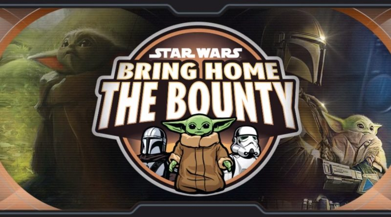 LEGO Star Wars bring home the bounty logo featured
