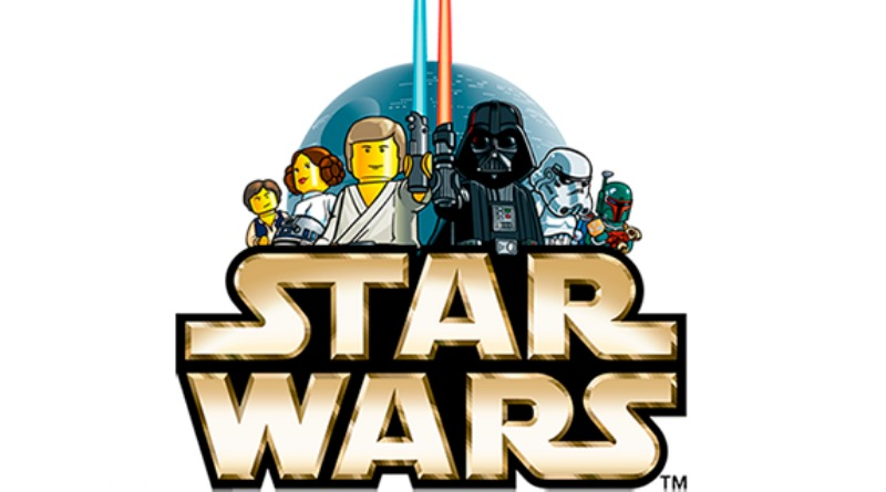 LEGO Star Wars Classic Logo White Featured