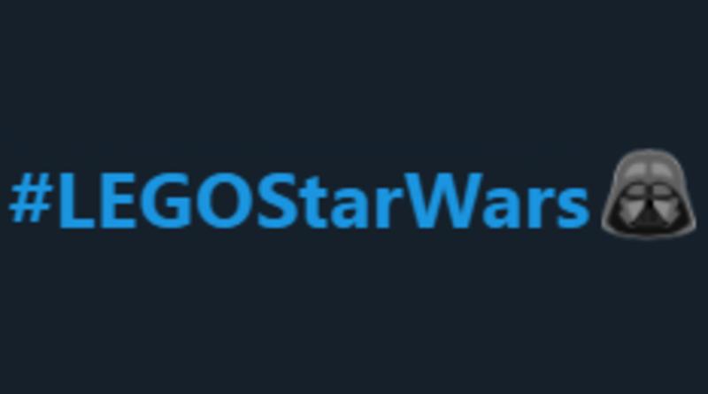LEGO Star Wars Emoji Twitter