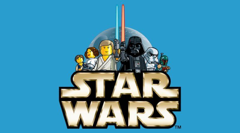 LEGO Star Wars logo featured resized