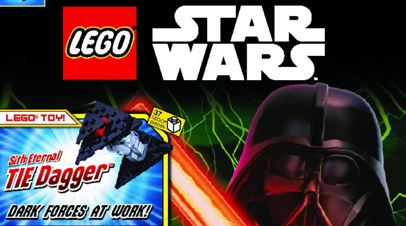LEGO Star Wars Magazine 64 Cover Featured 800x445