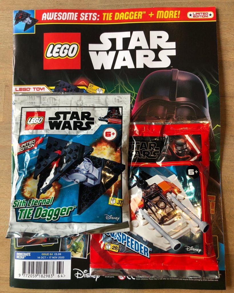 LEGO Star Wars Magazine 64