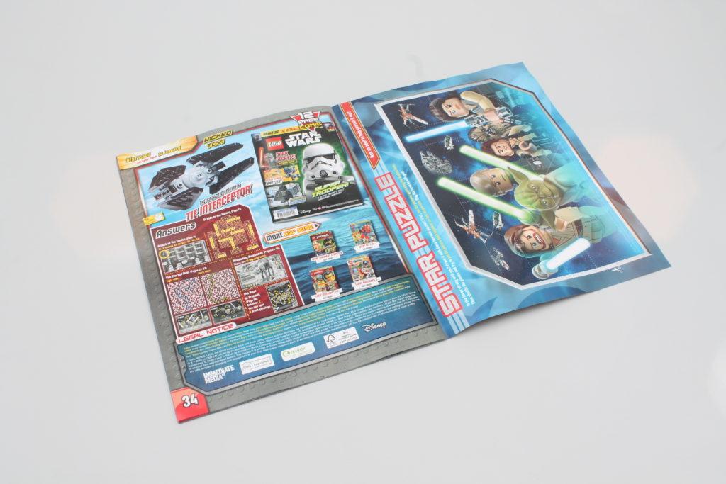 LEGO Star Wars Magazine Issue 66 2