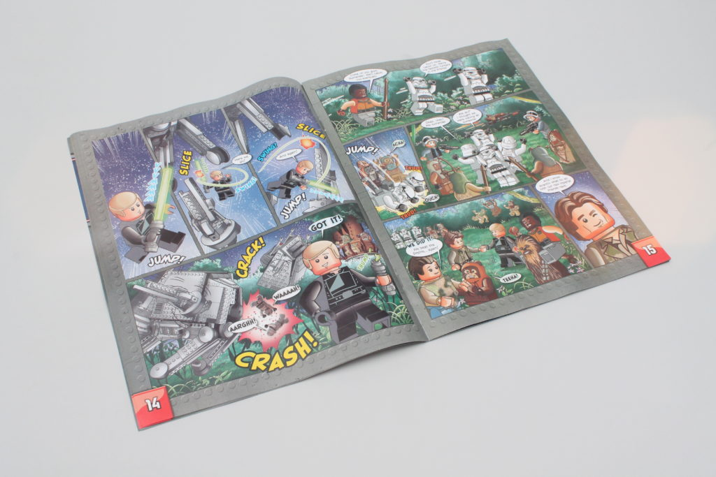 LEGO Star Wars Magazine Issue 66 4