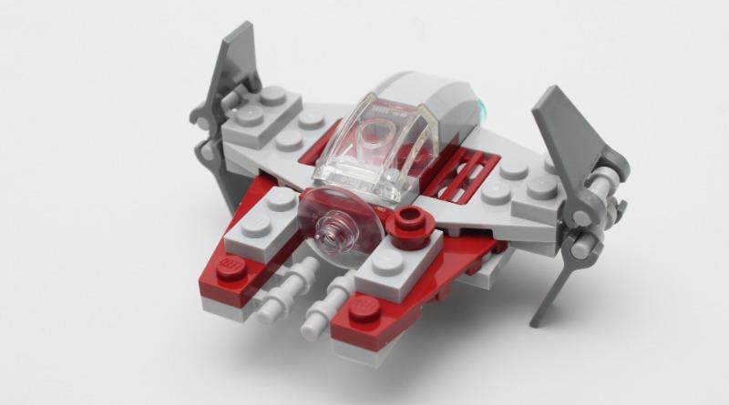 LEGO Star Wars Magazine Issue 66 Obi Wans Jedi Interceptor Featured