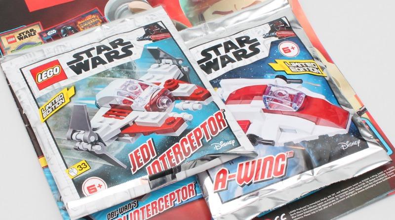 LEGO Star Wars Magazine Issue 66 Featured 2