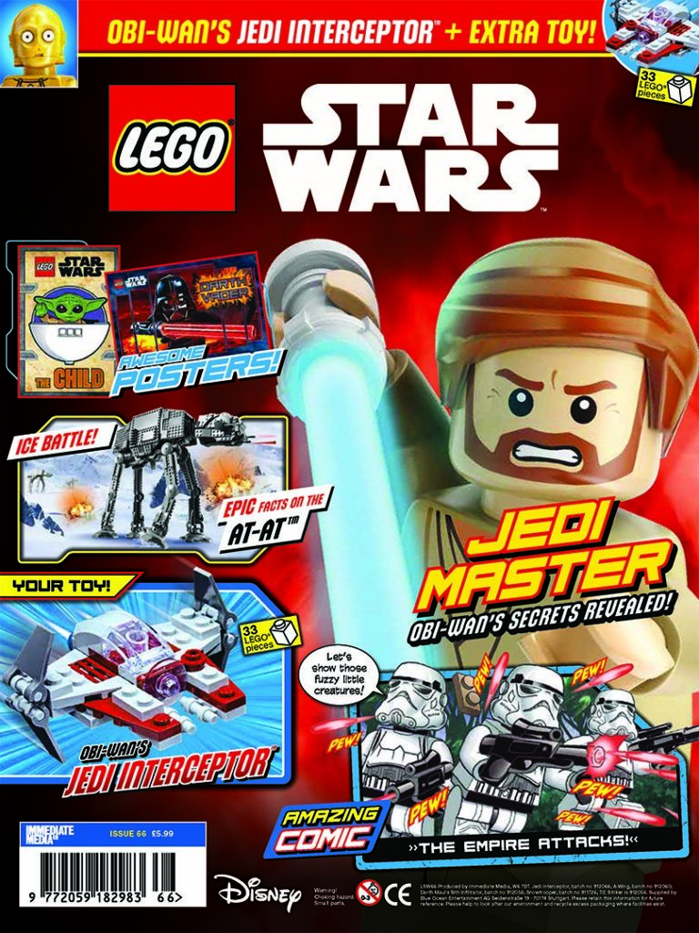 LEGO Star Wars Magazine Issue 66