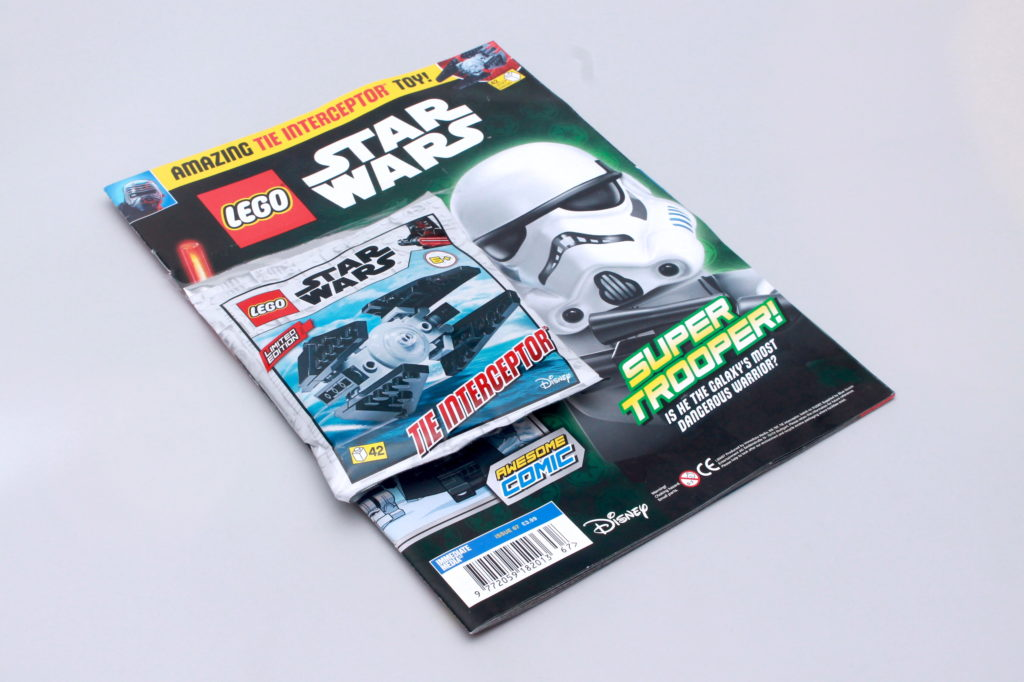 LEGO Star Wars Magazine Issue 67 1