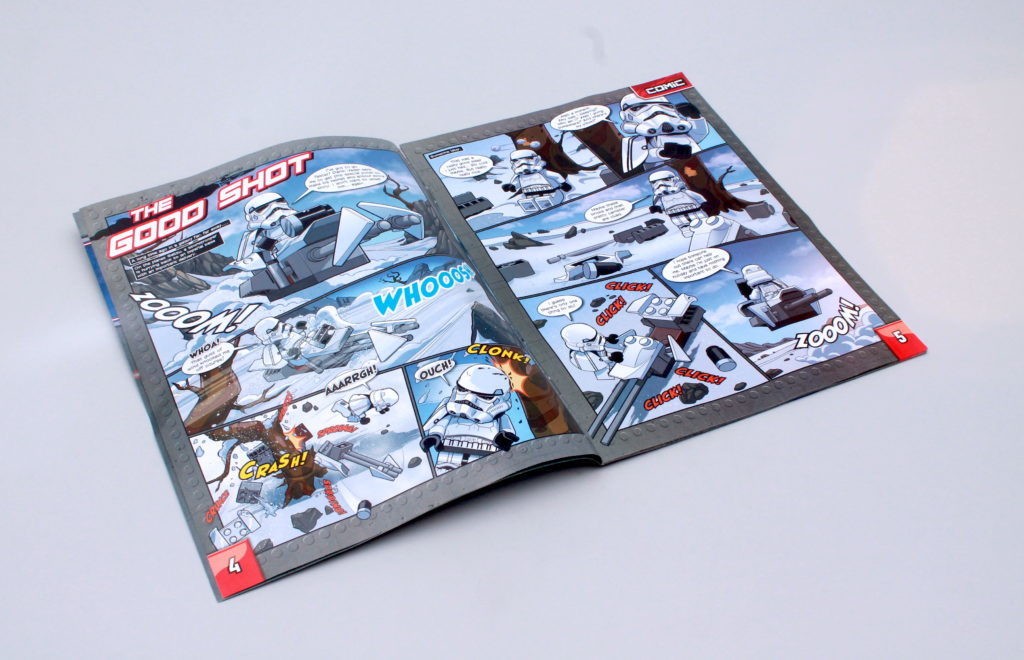 LEGO Star Wars Magazine Issue 67 2