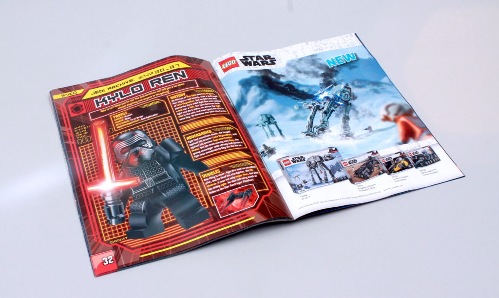 LEGO Star Wars Magazine Issue 67 5