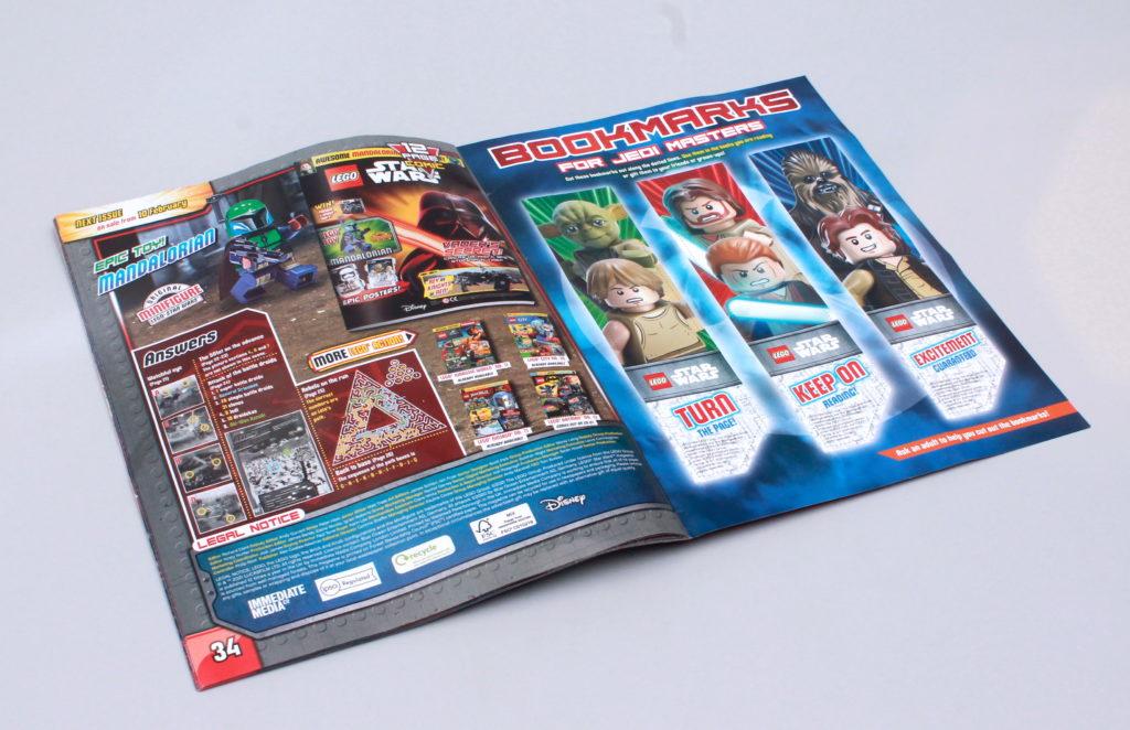 LEGO Star Wars Magazine Issue 67 6